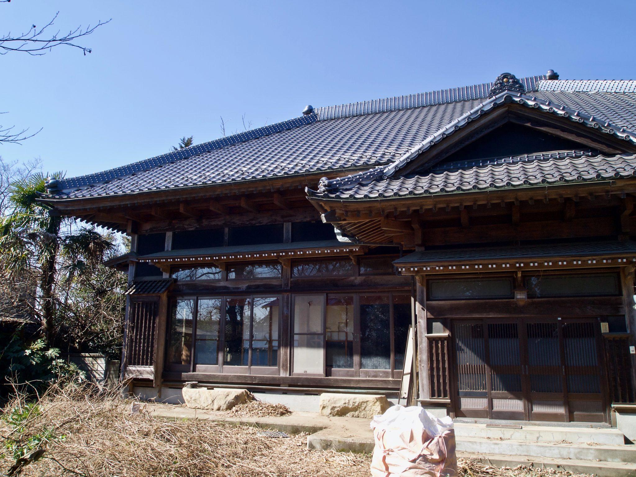 Abandoned House Japan